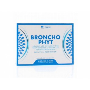 BRONCHOPHYT 15 CPES PRESCRIPTION NATURE